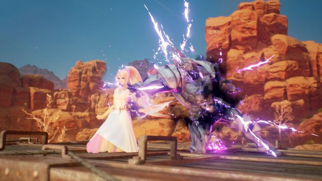 how to switch characters tales of arise