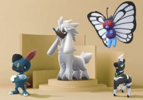how to take a snapshot of shinx blitzle or furfrou in the wild pokemon go