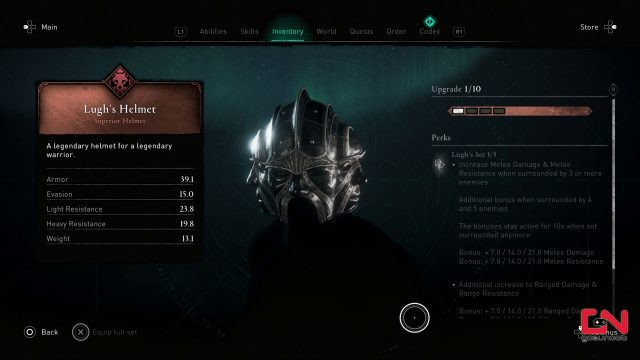 lughs armor ac alhalla river raids update