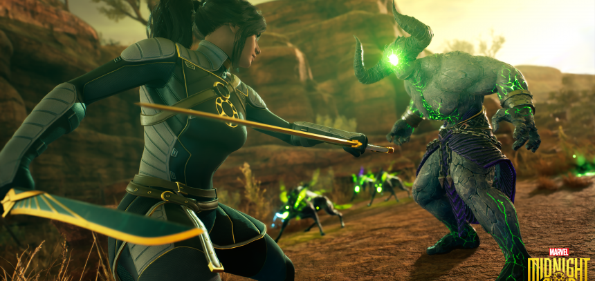 Marvel's Midnight Suns Firaxis Games Gameplay Stream