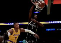 NBA 2K22 Best Finishing Badges