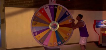 NBA 2k22 How to Claim Daily Spin Prize
