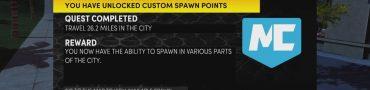 nba 2k22 unlock spawn location fast travel