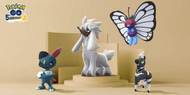 Pokemon Go Fashion Challenger