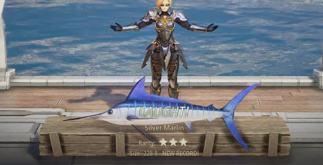 Silver Marlin - Tales of Arise - Boss Fish Location & Lure