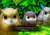 tales of arise big basket or little basket owl sanctuary