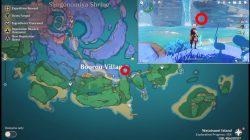 where are all rinzou treasure face symbol treasure locations