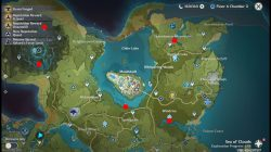 where to find genshin impact medaka fish locations