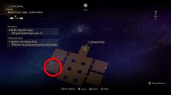 where to find tales of arise collection room key explore riville prison tower 1f battle atop tower
