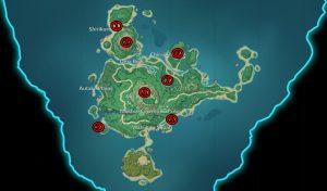 All Stone Slate Tsurumi Island Puzzle Puzzle Locations