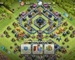 Clash of Clans Change Scenery