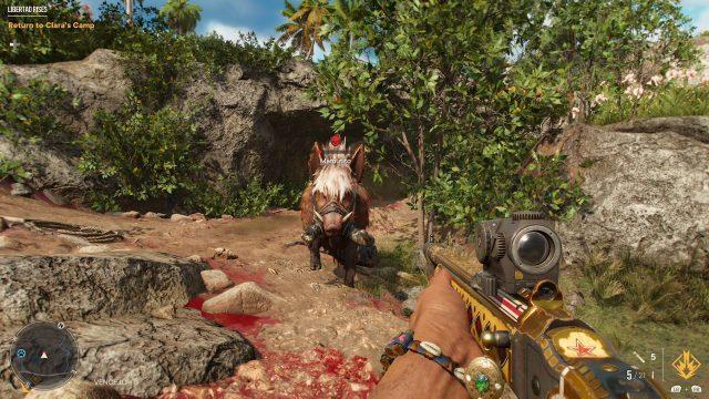 Far Cry 6 Mamutito Mythical Boar Animal Location & Reward