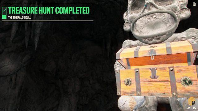 Find the Treasure - Far Cry 6 Emerald Skull Treasure Hunt