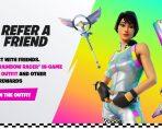 Fortnite Refer a Friend
