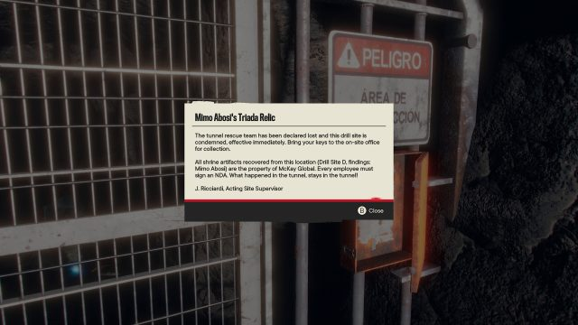 Mimo Abosi's Triada Relic – Far Cry 6 Treasure Hunt