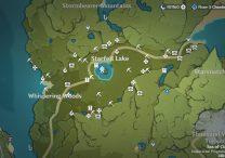 Mondstadt Reach 100% Collection Progress Moonlight Seeker - Genshin Impact