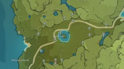 Moonchase Charm locations in Mondstadt