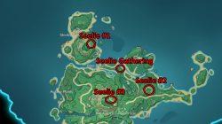 Star Shaped Gem Seelie locations