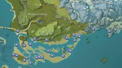 Starconch Locations 1