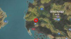 bullseye bow location far cry 6