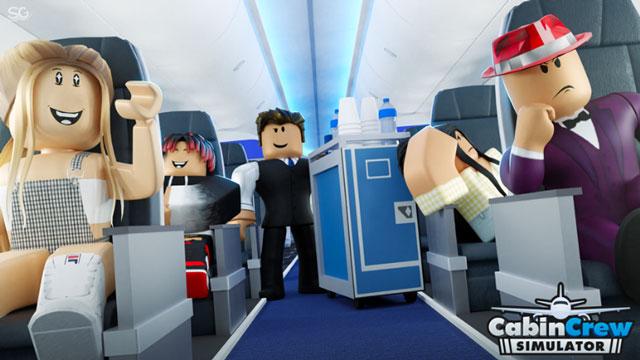 cabin crew simulator codes roblox