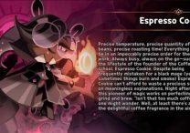 espresso cookie toppings cookie run kingdom
