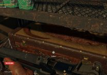 how to get the weapon chest behind metal bars in fort quito on isla santuario far cry 6