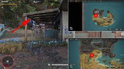 isla santuario quito region criptograma chest location far cry 6
