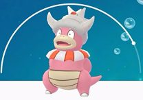 kings rock pokemon go evolve slowpoke into slowking