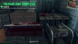 loot the chest to complete A Rising Tide Treasure Hunt