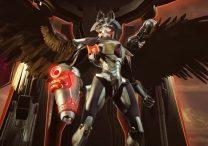Metroid Dread Raven Beak Boss Fight