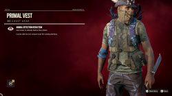primal vest chest gear