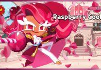 raspberry cookie toppings cookie run kingdom