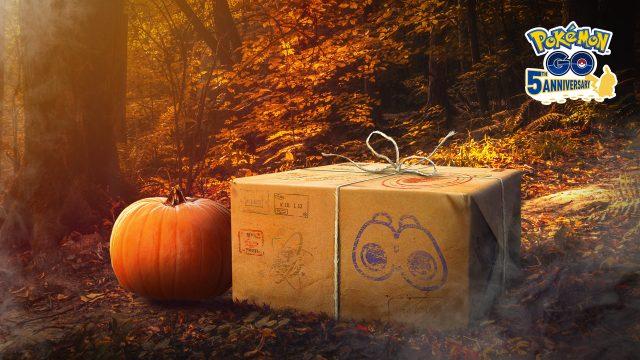Spotlight Hour October Pokemon Go - Gothita, Gastly, Drifloon, Murkrow