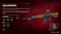 the Camo Quinceanera rifle