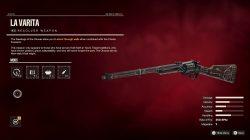 the la varita revolver