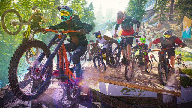 Ubisoft Reveals Riders Republic Year One Content