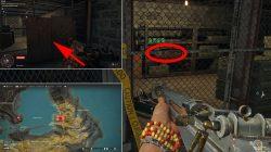 weapon chest far cry 6 isla santuario fort quito location
