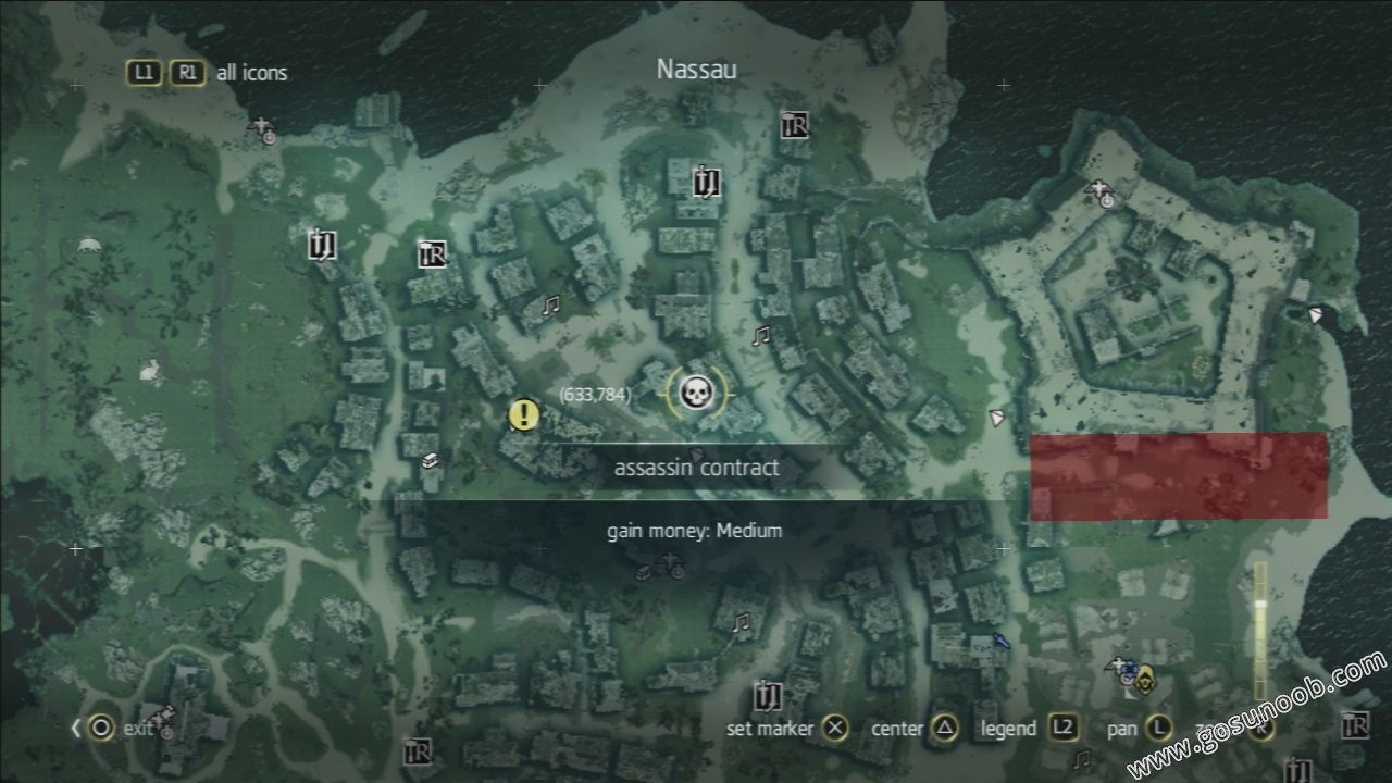 Nassau Assassin Contracts Locations Guide Gosunoob Com Video