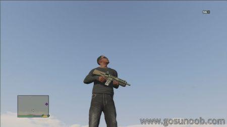 gta5 weapon Assault Shotgun 1 middle size