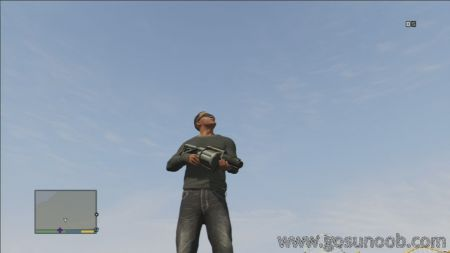 gta5 weapon Grenade Launcher 1 middle size