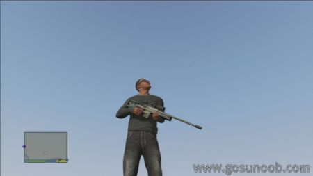 gta5 weapon Sniper Rifle 1 middle size