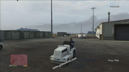 gtav vehicle Airtug middle size