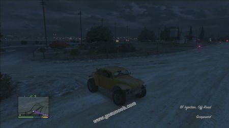 gtav vehicle BF Injection middle size
