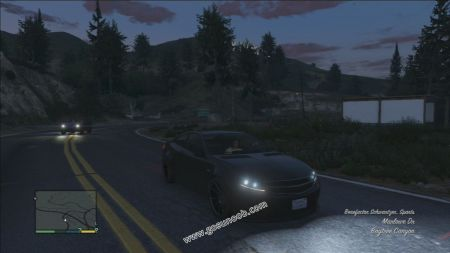 gtav vehicle Benefactor Schwartzer middle size