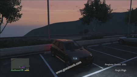 gtav vehicle Benefactor Serrano middle size