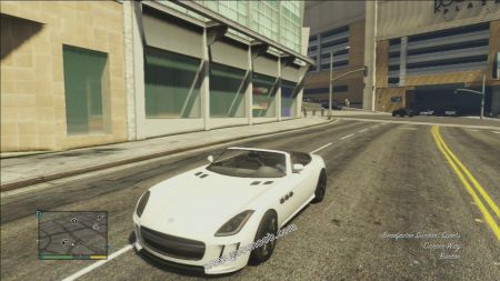 gtav vehicle Benefactor Surano middle size
