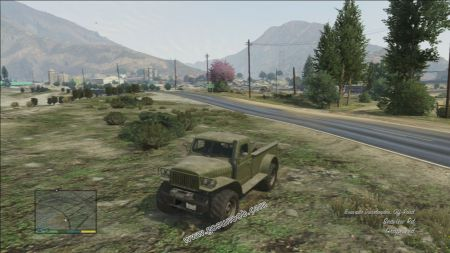 gtav vehicle Bravado Duneloader middle size