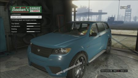 gtav vehicle Bravado Gresley middle size