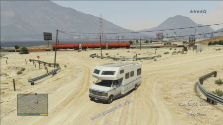 gtav vehicle Brute Camper middle size
